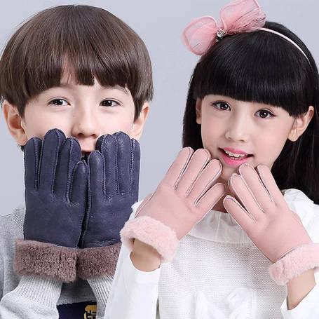Детские и подростковые перчатки оптом