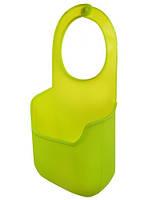 Карман на кран для мыла/губки силиконовый