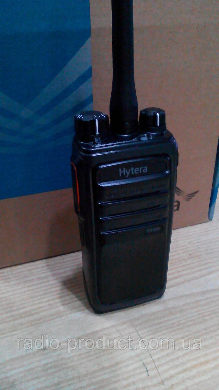 Hytera PD505 UHF, цифровая радиостанция