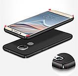 Чехол бампер 360° Soft-touch для LeEco Le Pro 3 AI Edition X650 X651 X653 / Есть стекла /, фото 3