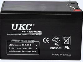 Аккумулятор (АКБ) UKC 12 вольт 9 А/ч.