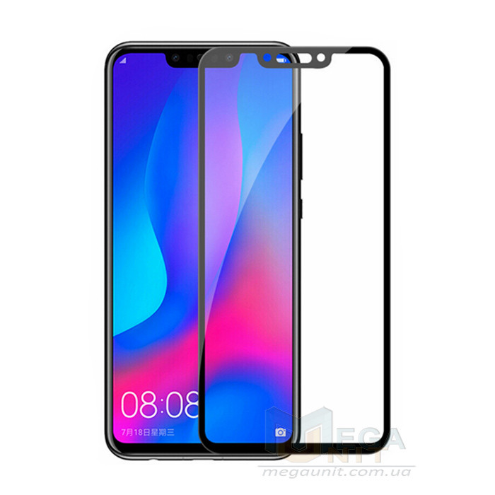 Full Cover Защитное стекло 9H (на весь экран) для Huawei P Smart Plus