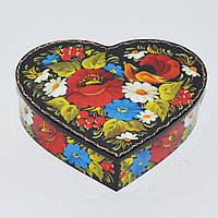 Украинские сувениры Шкатулка для украшений. Вырий.