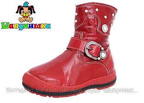 Зимние ботинки для девочки Premier 02
