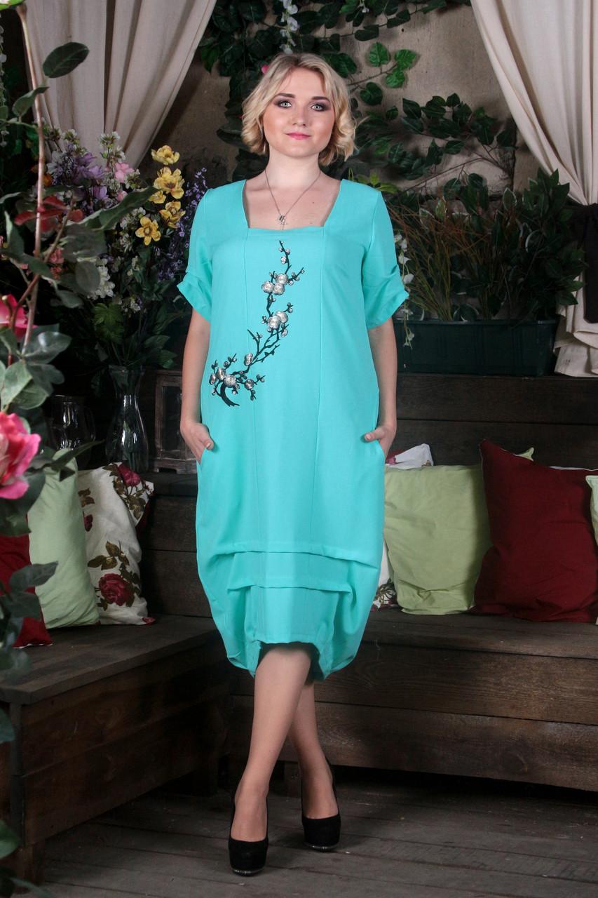 Платье Selta 730 размеры 50, 52, 54, 56