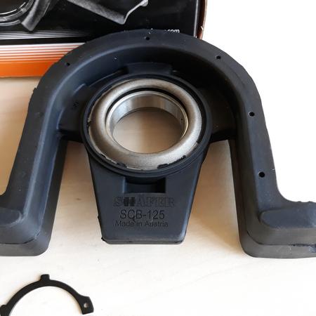 Подвесной подшипник карданного вала Volkswagen LT Фольксваген LT (1995-) 601410211. SHAFER Австрия