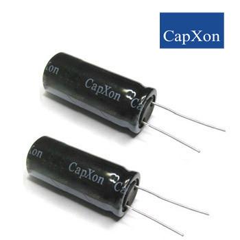 330mkf - 250v  KM 22*41  Capxon, 105°C конденсатор електролітичний