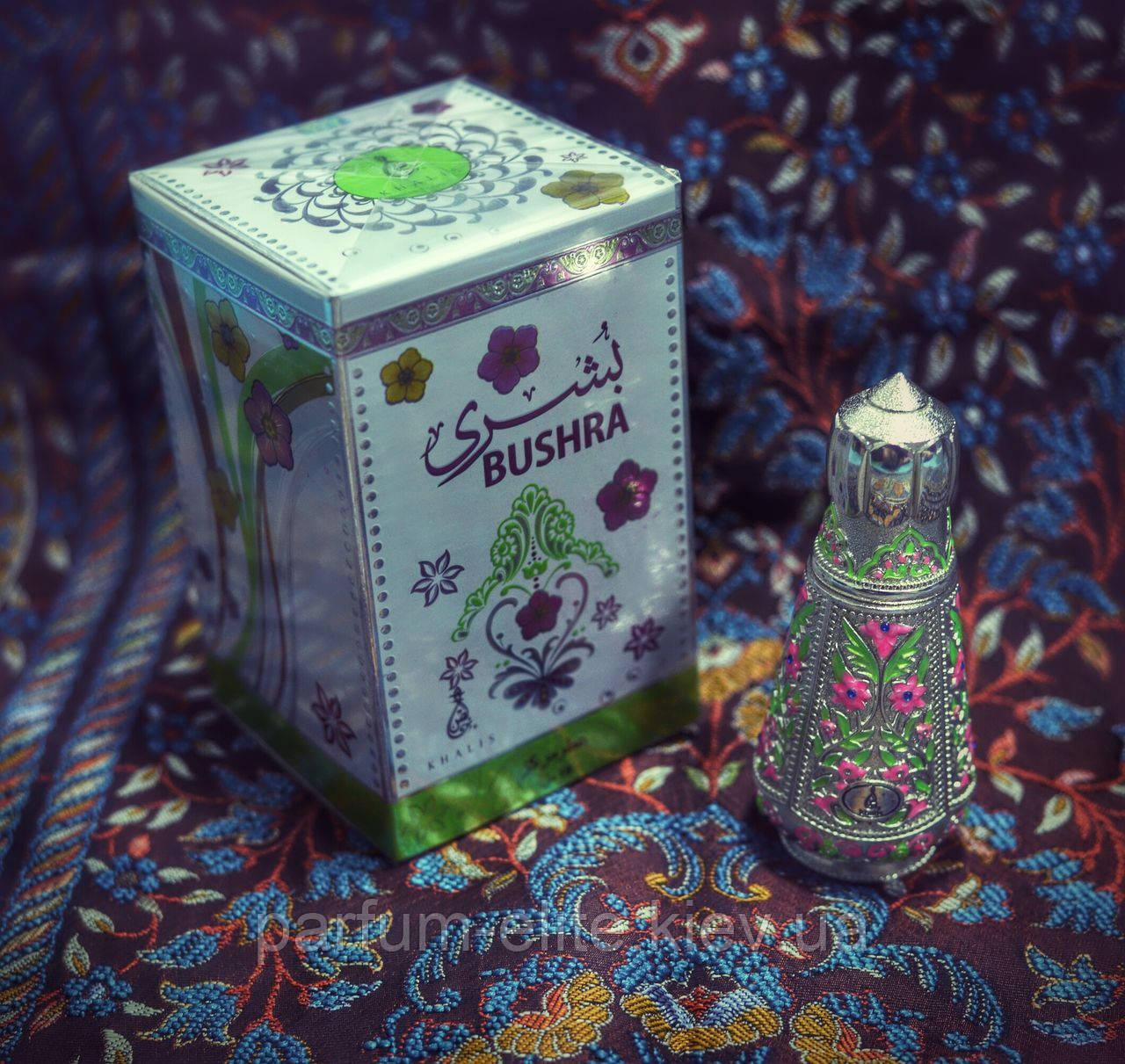 Восточное женское парфюмерное масло Khalis Bushra 18ml