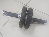 Колесо триммер двойное пластиковое, фото 1