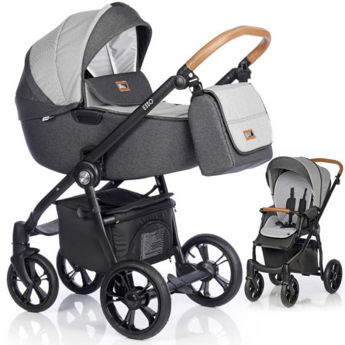 Детская универсальная коляска 2в1 Roan Esso
