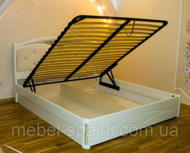 """Кровать """"Анастасия"""" с подъёмным механизмом"""