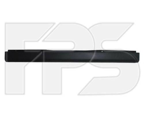 Задний бампер Ford Transit (06-13) средний (FPS), фото 2