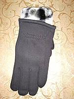 Трикотаж с мех теплый перчатки мужские bo xing только оптом, фото 1