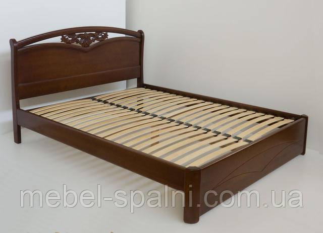 Кровать деревянная Анастасия