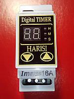 Таймер цифровой  Harisi на 16 А