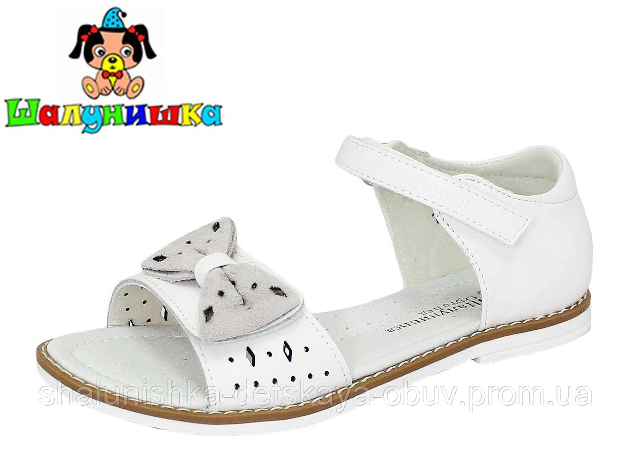 Летние сандалии для девочки 100-320
