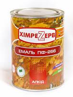 Емаль ПФ-266 жовто-коричнева (2,4кг)