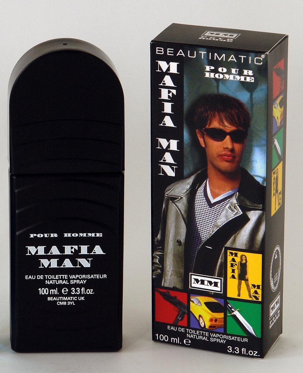 Beautimatic Mafia Man туалетная водя для мужчин 100мл