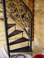 Кованые лестницы (ограждения) любой сложности, из любого материала (метал, дерево)