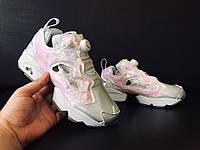 Женские кроссовки в стиле Reebok Insta Pump Сinderella (36 15d617c97dd8e