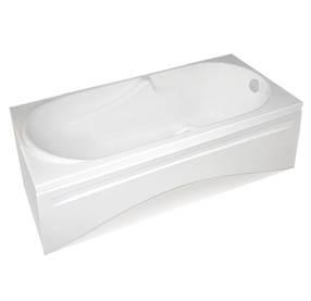 Акриловая ванна Bisante Эконом 1500х700х580 мм
