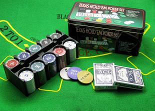 Покерные наборы и аксессуары