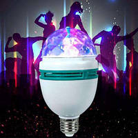 Диско-лампа для вечеринок Discolamp+patron,Диско-лампа LED LASER,Лампа LED Mini Party Light Lamp!Акция