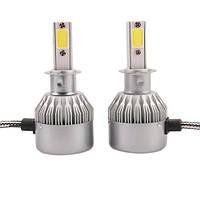 LED лампы Ксенон H3!Акция
