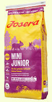 """Корм для собак """"Josera"""" Mini Junior 15кг(шт.) для мини пород щенки"""