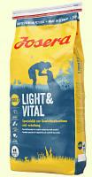 "Корм для собак ""Josera"" Light and Vital 0,9кг(шт.) для собак с лишним весом"
