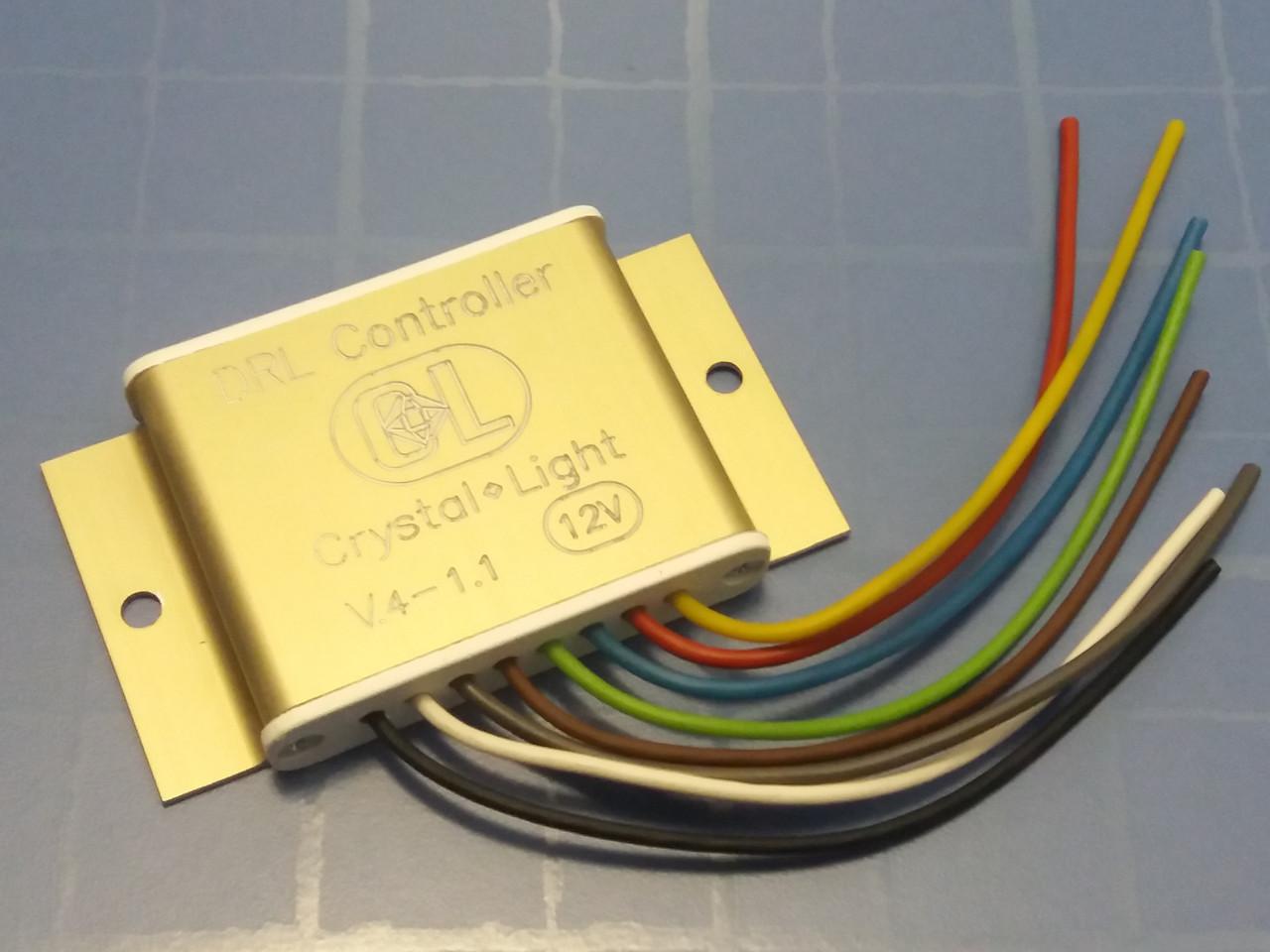 Контроллер ДХО DRL V4-1,1