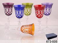 Набор рюмок для водки Nb Art Феерия 6 штук 673-005
