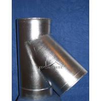 Тройник термо 45 для саун Ф100/200 к/оц