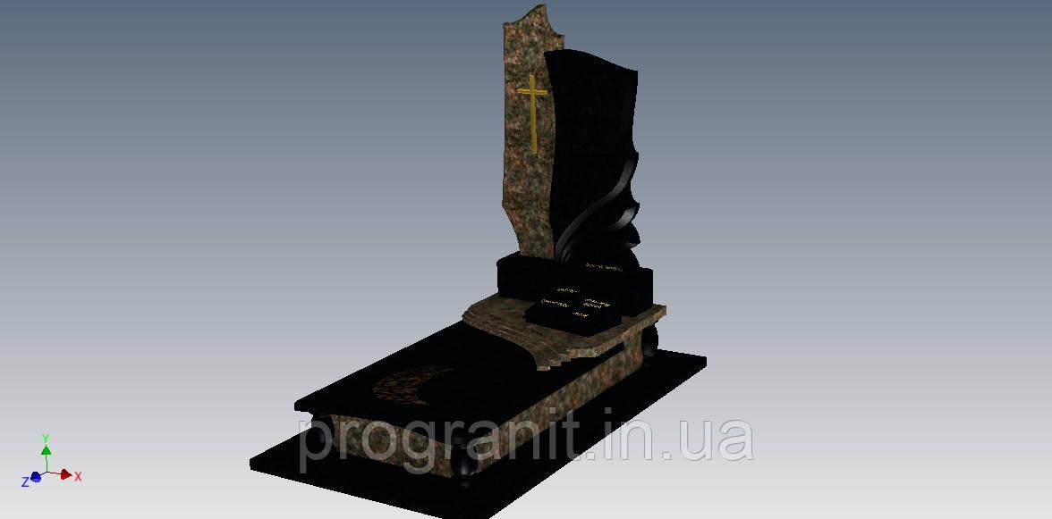 Памятник комбинированный