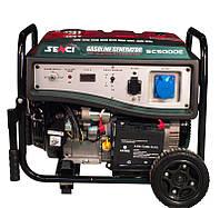 Бензогенератор Senci SC5000-E (70678000)
