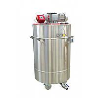 Кремовалка-декристаллизатор с подогревом для 600 литров крем-мёда 380 В. Автомат. Лысонь Польша