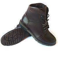 Зимние ботинки на натуральном меху в Украине. Сравнить цены 9d5f7d7722128