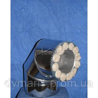 Колено термо 90 для саун Ф100/200 к/оц