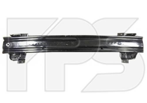 Шина переднего бампера Ford Fiesta VI (13-17) усилитель (FPS), фото 2