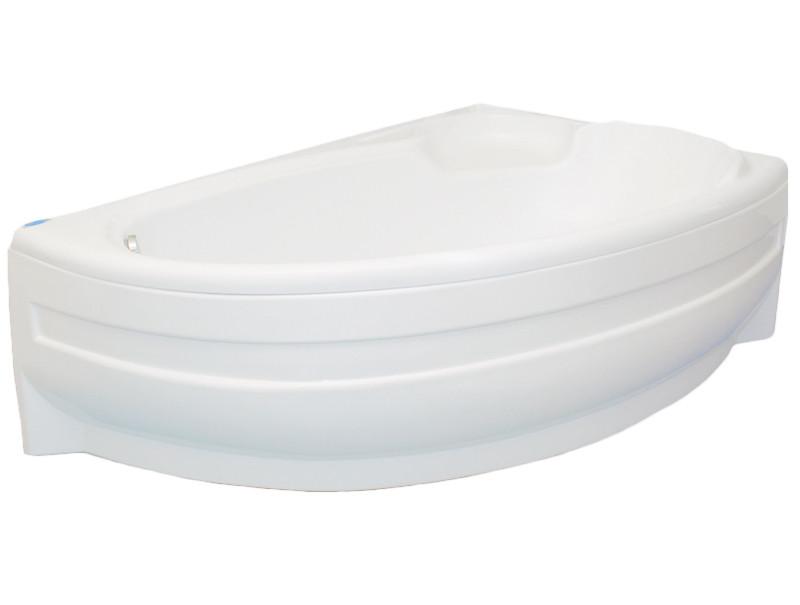 Акриловая ванна Bisante Виктория 1700х1100х580 (Правая)