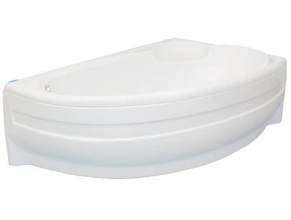 Акриловая ванна Bisante Виктория 1700х1100х580 (Правая), фото 2
