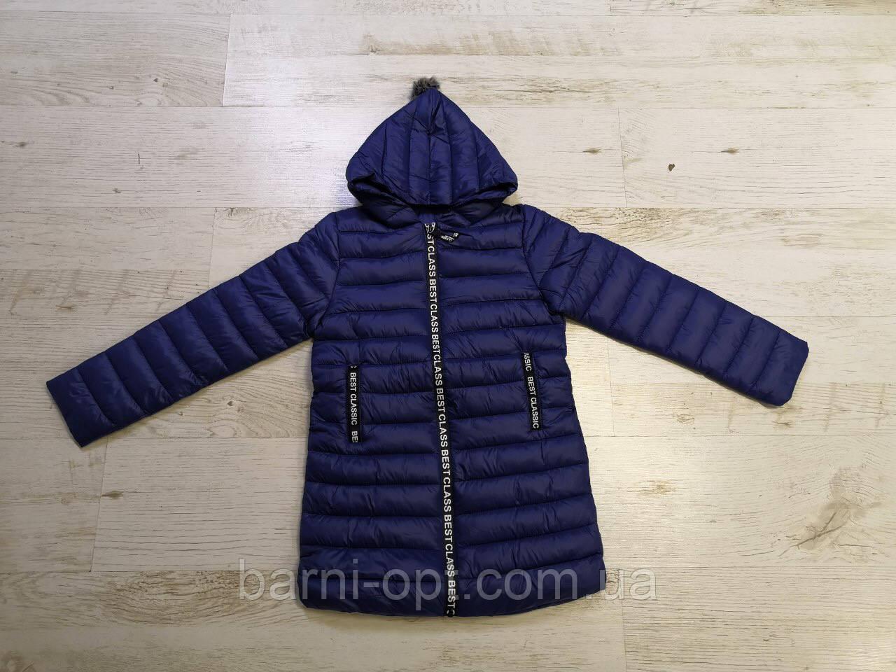 Куртки на девочку оптом, Glo-Story, 110-160 рр