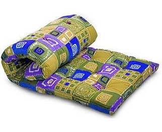 Одеяло закрытое овечья шерсть (Поликоттон) Двуспальное 180х210 51040