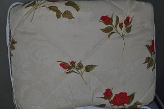 Одеяло закрытое овечья шерсть (Поликоттон) Двуспальное 180х210 51028