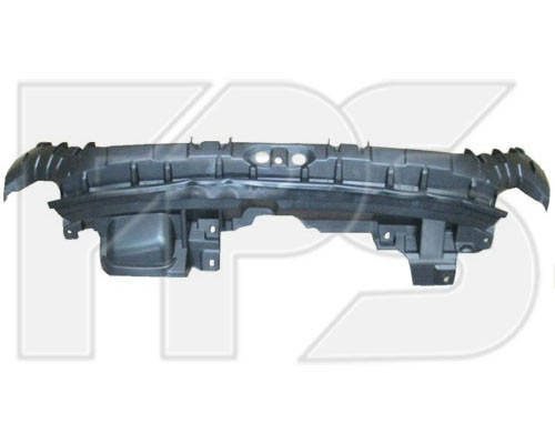 Усилитель переднего бампера Ford Fiesta VI (13-17) верхний (FPS), фото 2