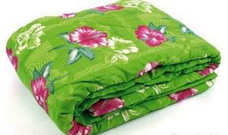 Одеяло закрытое овечья шерсть (Поликоттон) Двуспальное 180х210 51051
