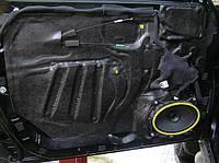 Полная обесшумка легковой машины,шумо-виброоизоляция