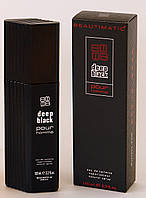 Beautimatic Deep Black (Бьютиматик Дип Блэк) мужская туалетная вода 100ml