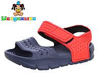 Кроксы для мальчика 12055 син, фото 1