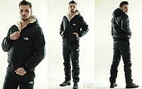 Зимний мужской прогулочный костюм на синтепоне